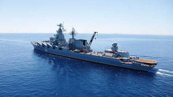 В США составили список самых опасных кораблей ВМФ России
