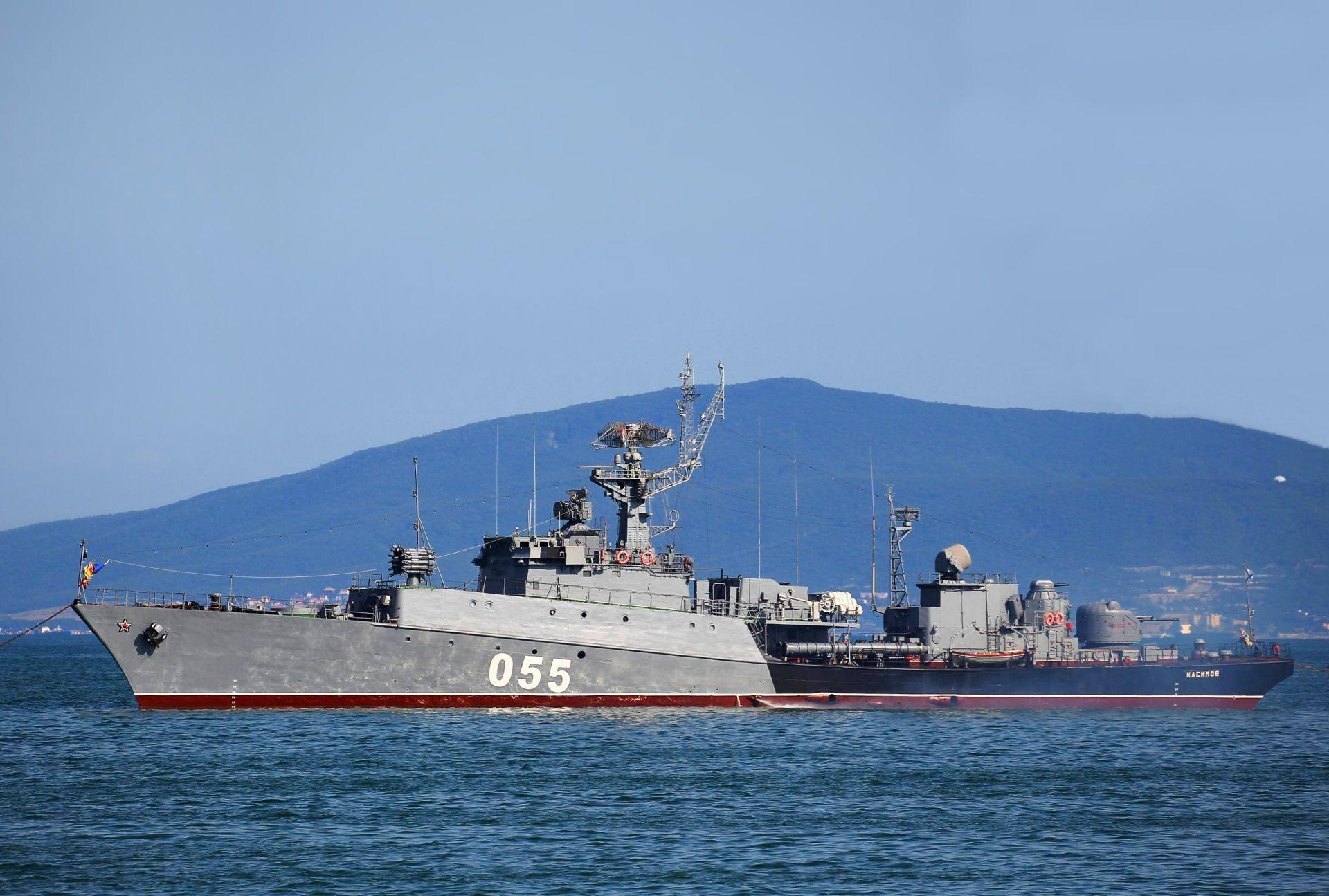 США провели совместное учение с НАТО по прорыву российского ПВО на Чёрном море