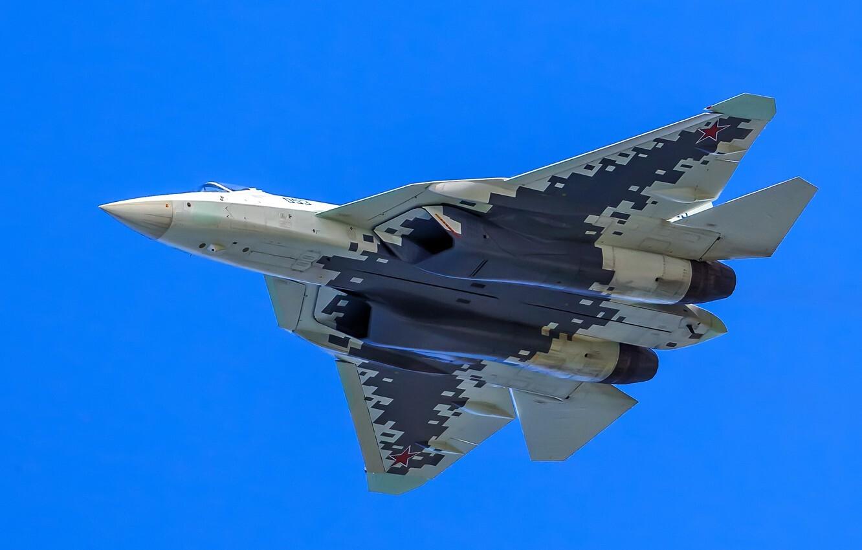 Первый серийный истребитель Су-57 защитит Юг России