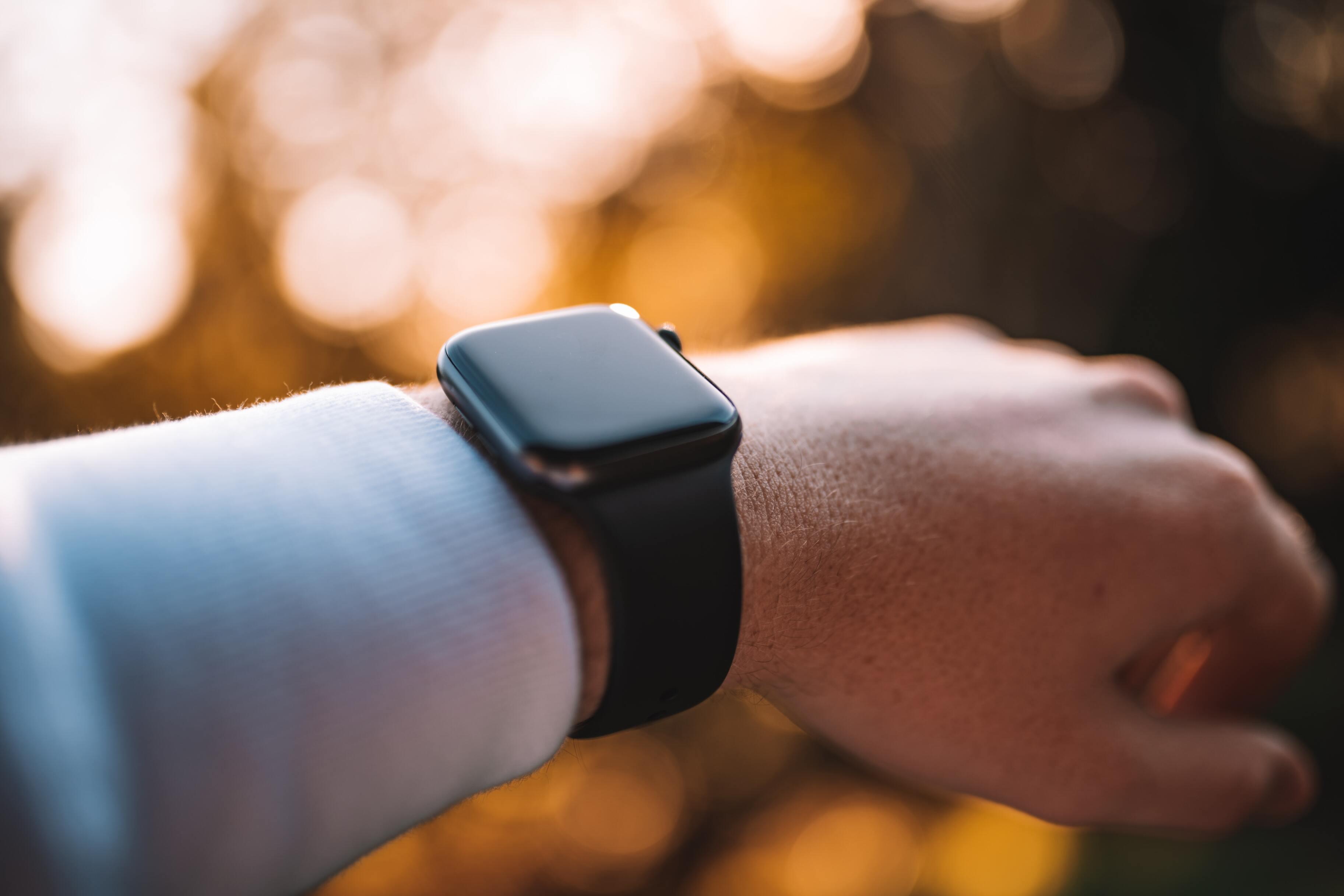 Раскрыта фишка грядущих Apple Watch Series 7