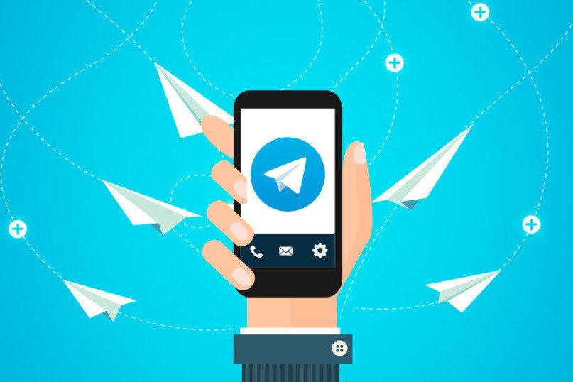 В России участилось воровство Telegram-каналов