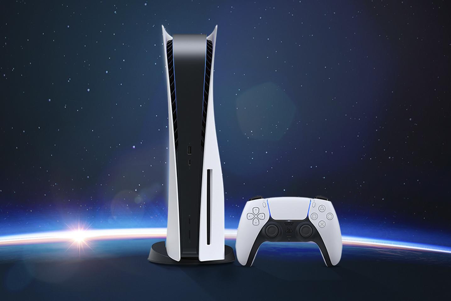 Sony выпустила лимитированный набор «PlayStation 5 Launch Collection»