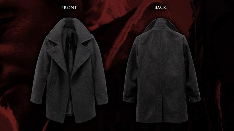 Capcom предлагает купить пальто героя новой Resident Evil Village за 116 тысяч рублей