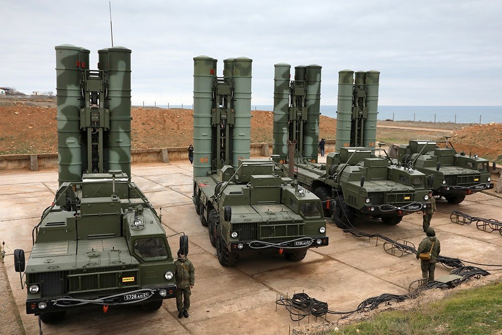 Раскрыты сроки первых поставок российских ракетных систем С-400 в Индию