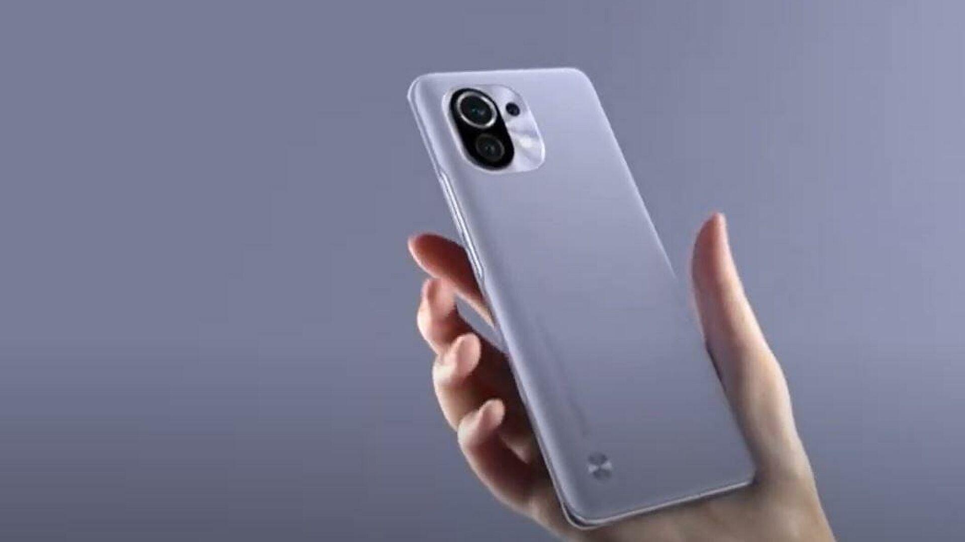 Xiaomi представила флагманский смартфон Mi 11 за пределами Китая