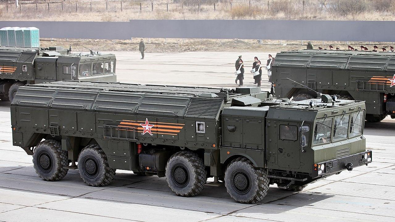 Раскрыта смска для запуска российской ракеты Искандер