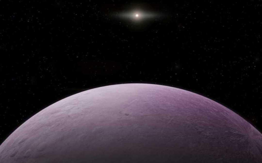 Открыт самый далёкий от Солнца объект в системе