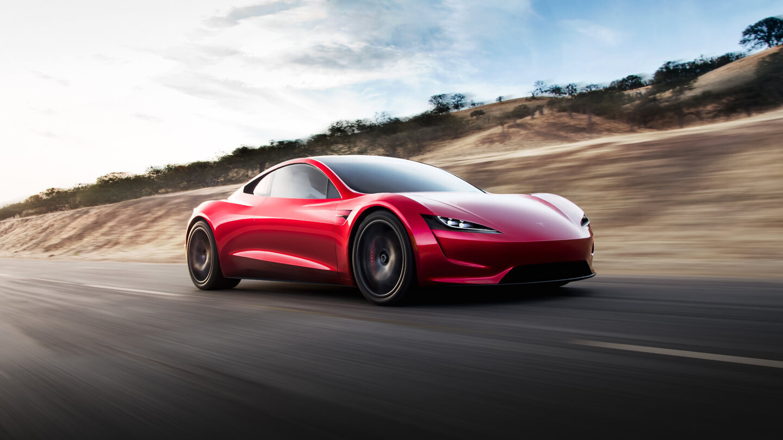 Илон Маск хочет создать парящий в воздухе электрокар Tesla