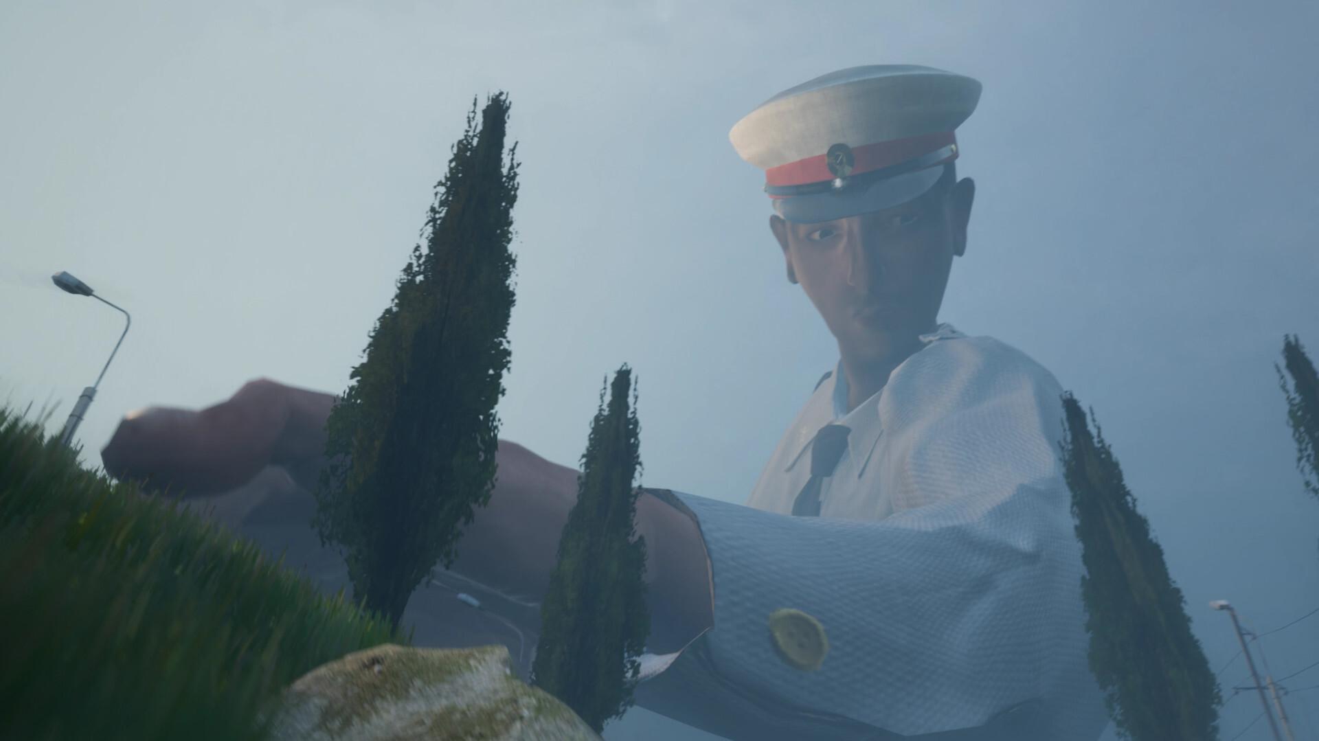 Показан трейлер игры с голосовым управлением про милиционера-гиганта