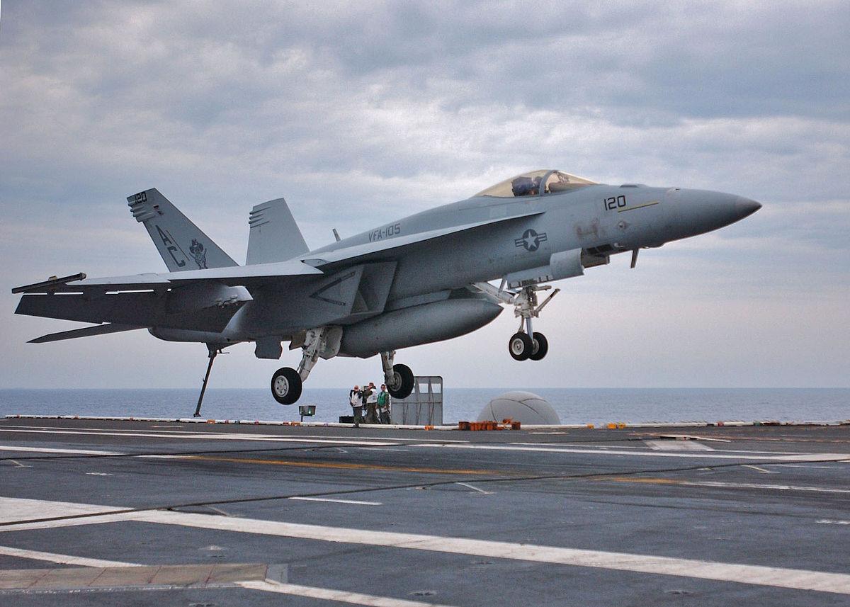 Системы американских истребителей отказали во время операции в Сирии
