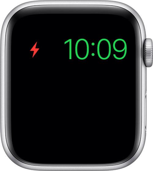Apple бесплатно отремонтирует часы с проблемами подзарядки