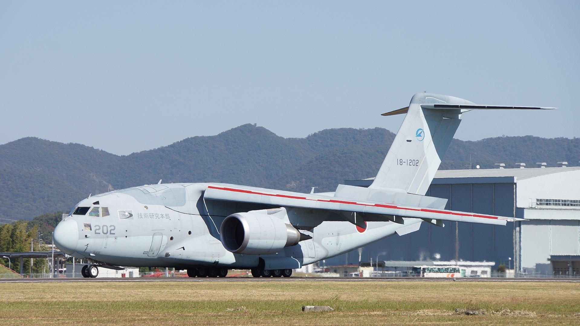 Японцы создадут самолёт радиоэлектронной борьбы