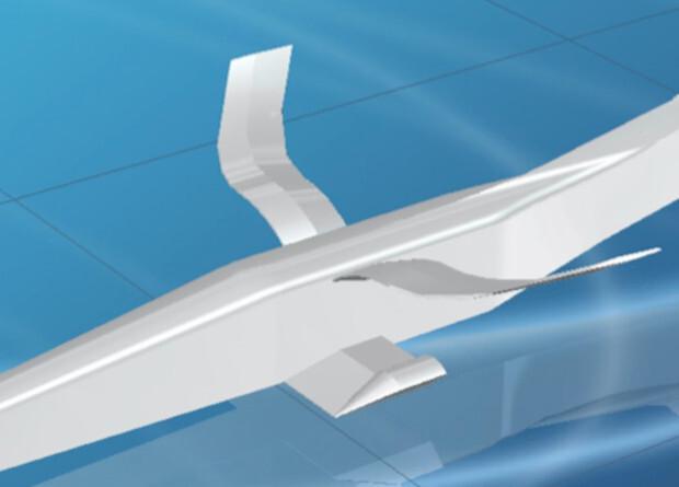 Найден способ сделать сверхзвуковые самолёты тише