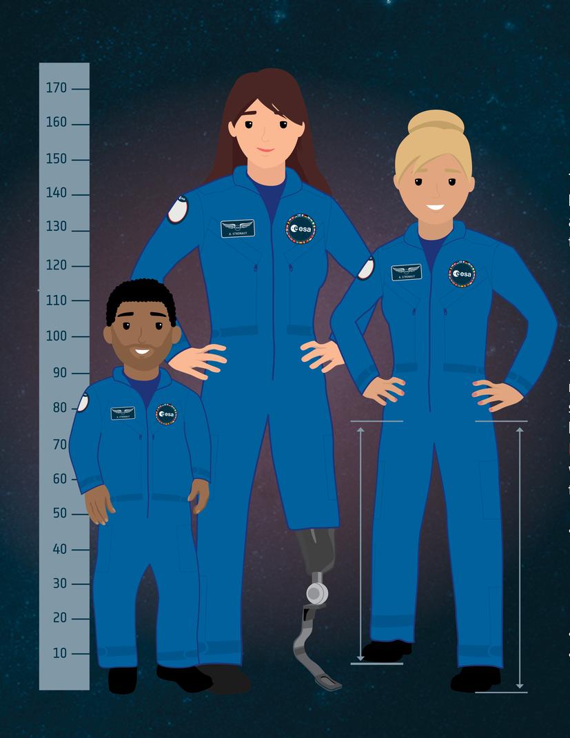 Людей с инвалидностью начнут отправлять в космос
