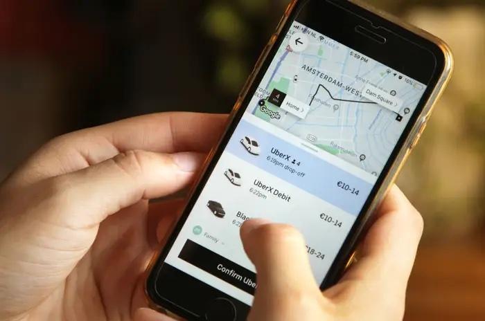 Uber удалила приложение с информацией о недоплатах водителям