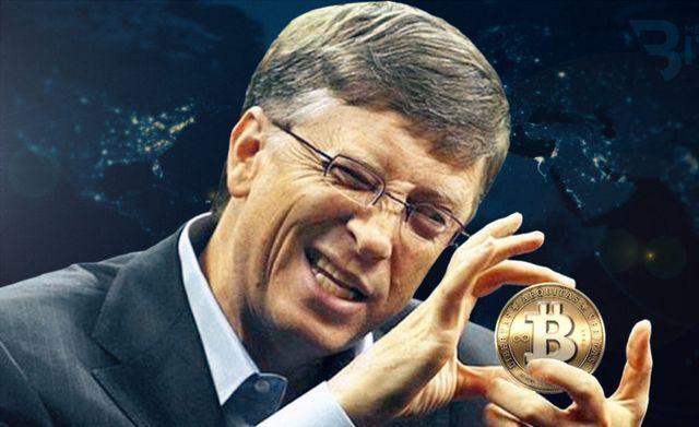 Билл Гейтс рассказал о своём отношении к биткоину