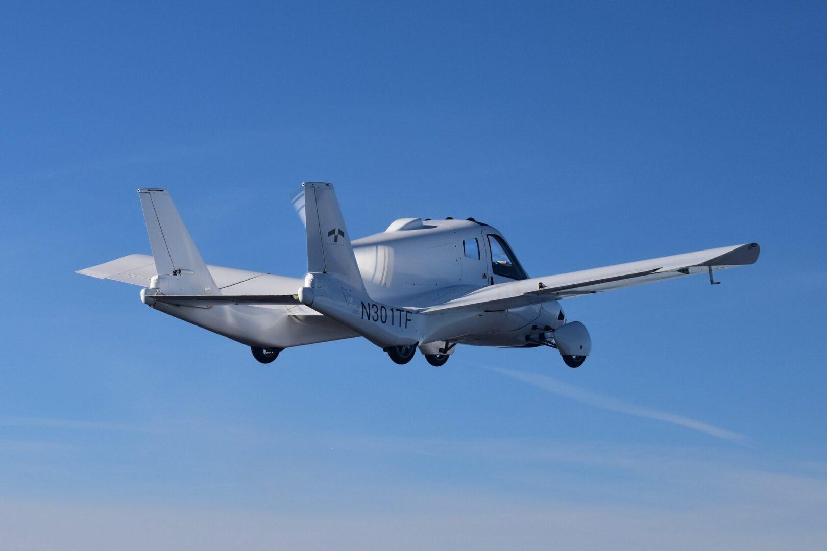 США лишились одного из разработчиков летающей машины