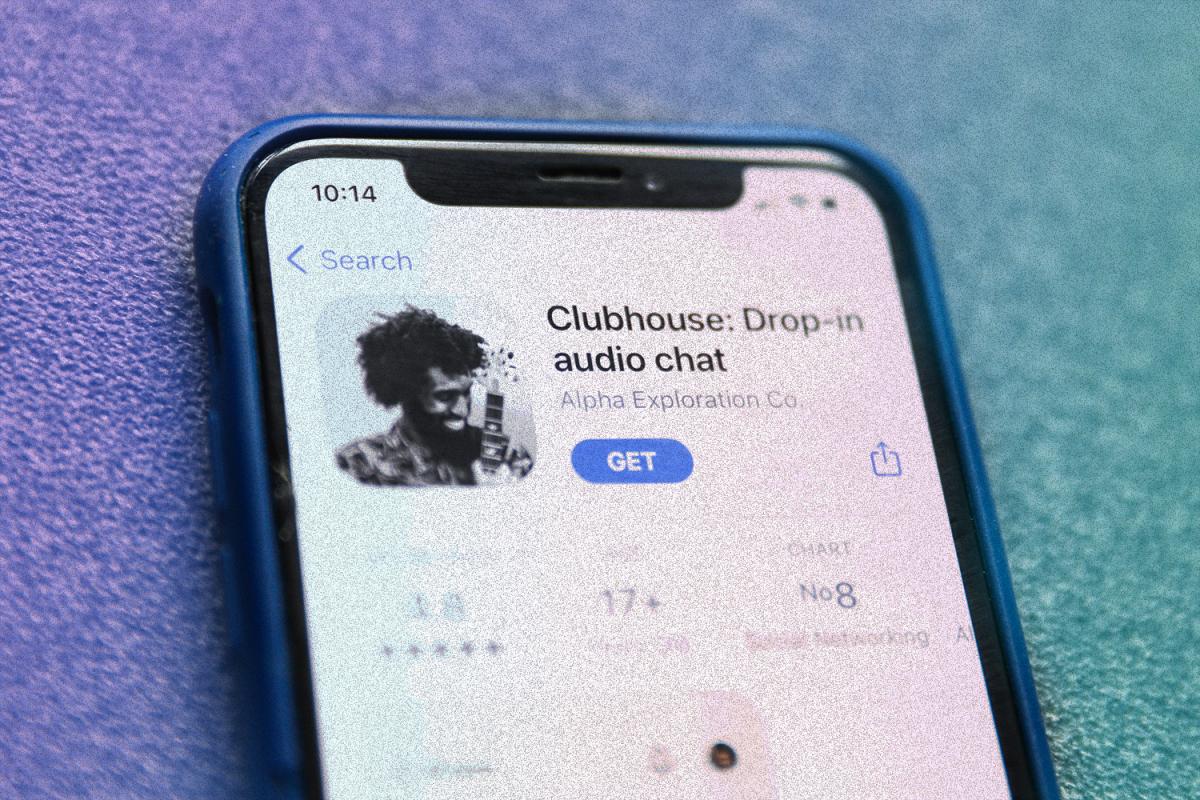 Создано приложение модной соцсети Clubhouse для Android