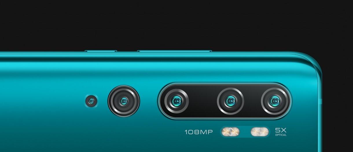 Первый смартфон Xiaomi со 108 Мп камерой обновился до новейшего Android