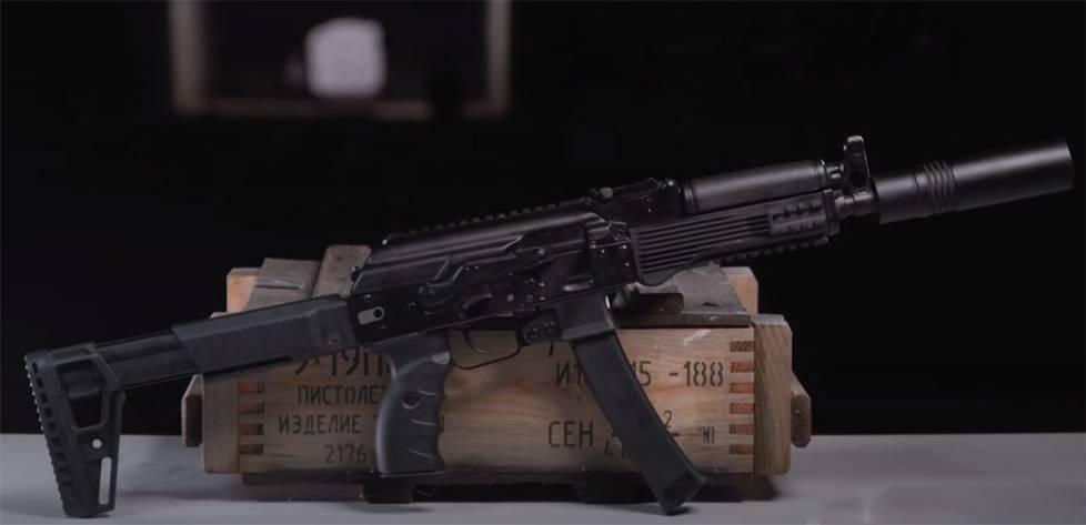Раскрыты сроки поставок российского пистолета-пулемёта Калашникова ППК-20