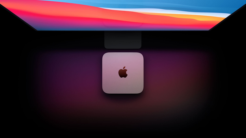 На мини-компьютере Apple появилась проблема розовых пикселей