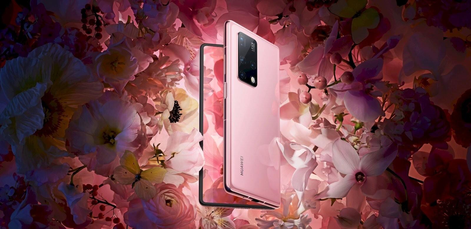Huawei представила новый гибкий смартфон за 200 тысяч рублей