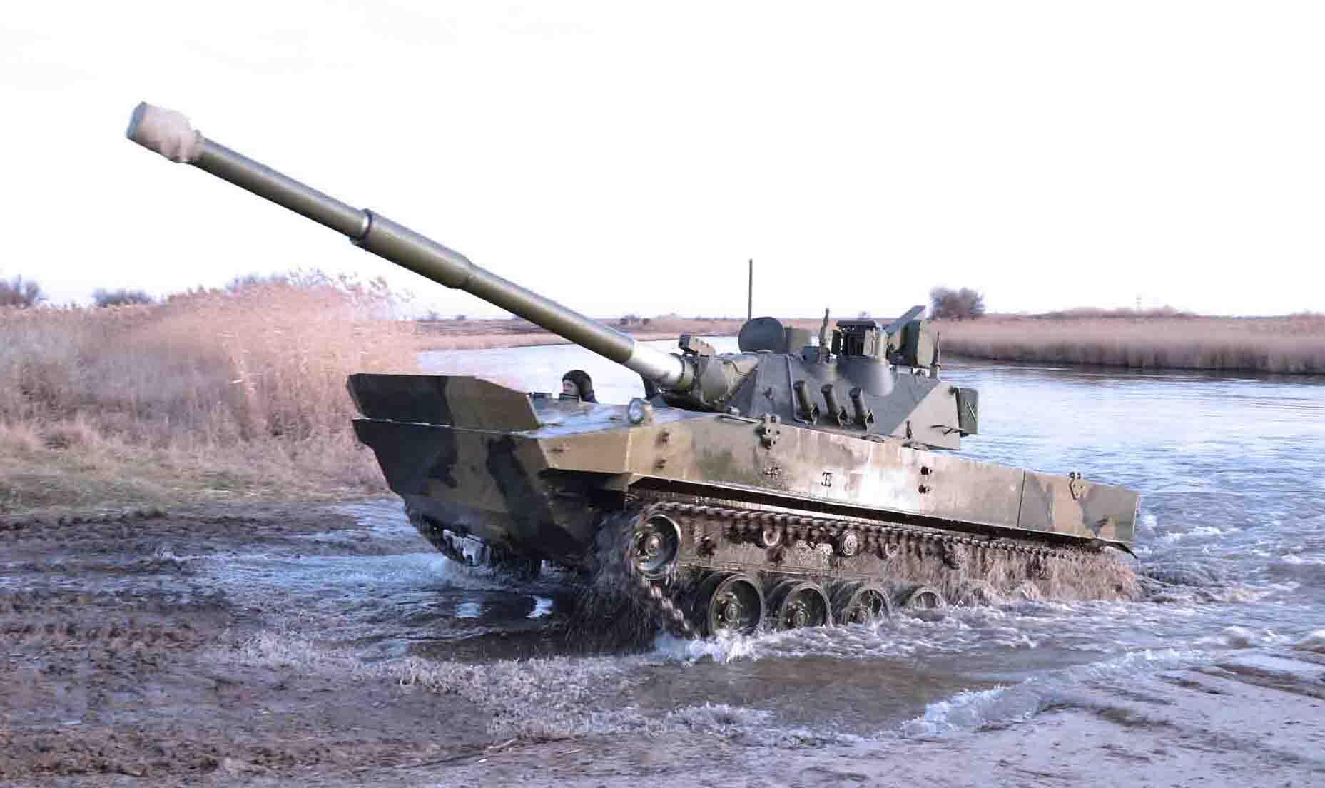 В России показали убийцу танков