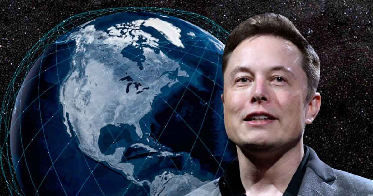 Илон Маск пообещал уменьшить латентность своего космического интернета