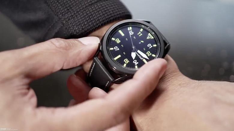 Samsung научила измерять давление свои умные часы Galaxy Watch Active 2 и Galaxy Watch 3