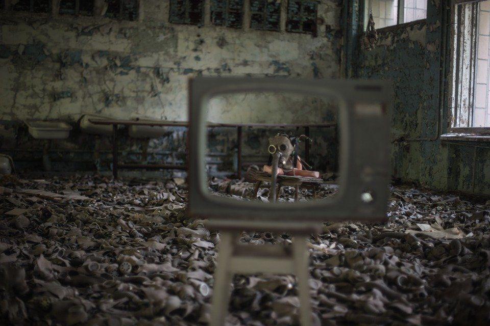 В Чернобыле обнаружили скелеты при помощи Google Карт