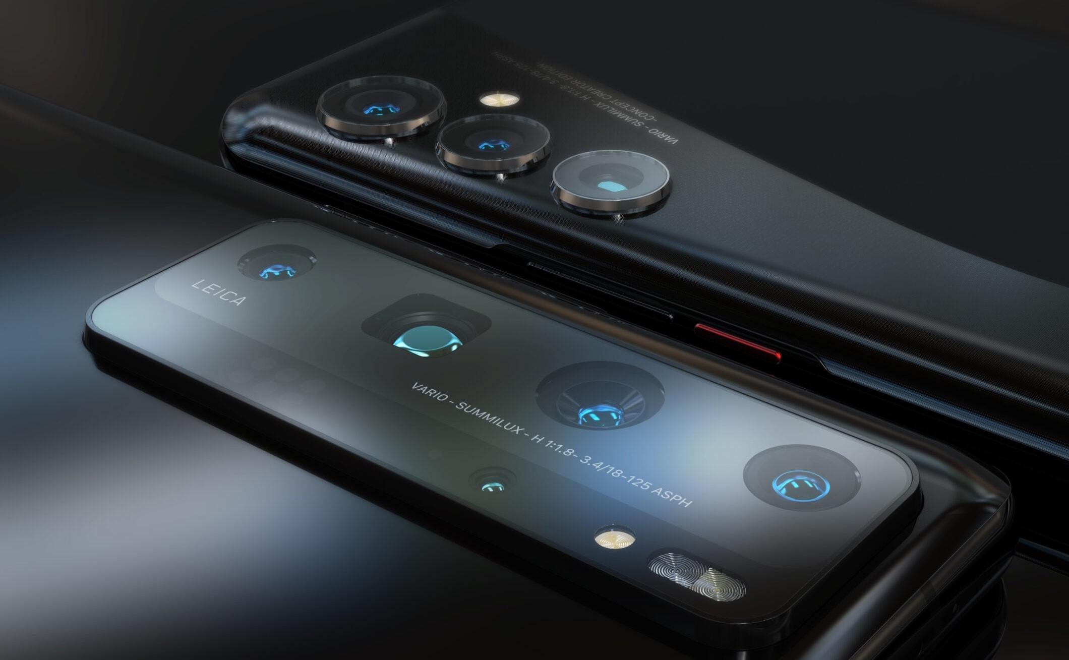 Sony выпустит рекордно большой модуль камеры