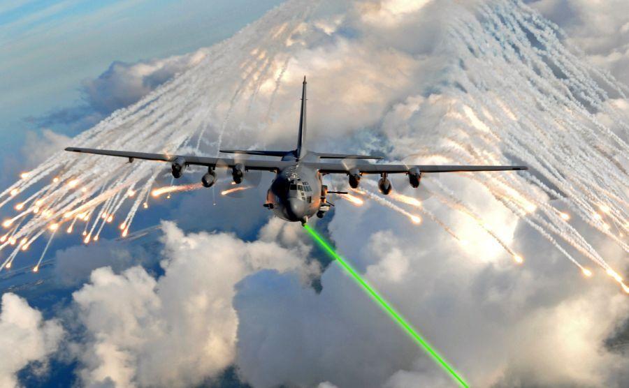 В США раскрыли сроки масштабных испытаний боевого авиационного лазера