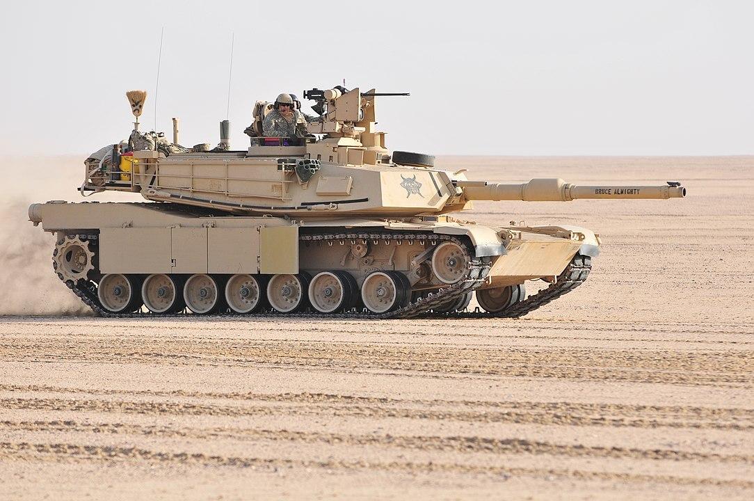 США предложили Польше купить танк Абрамс