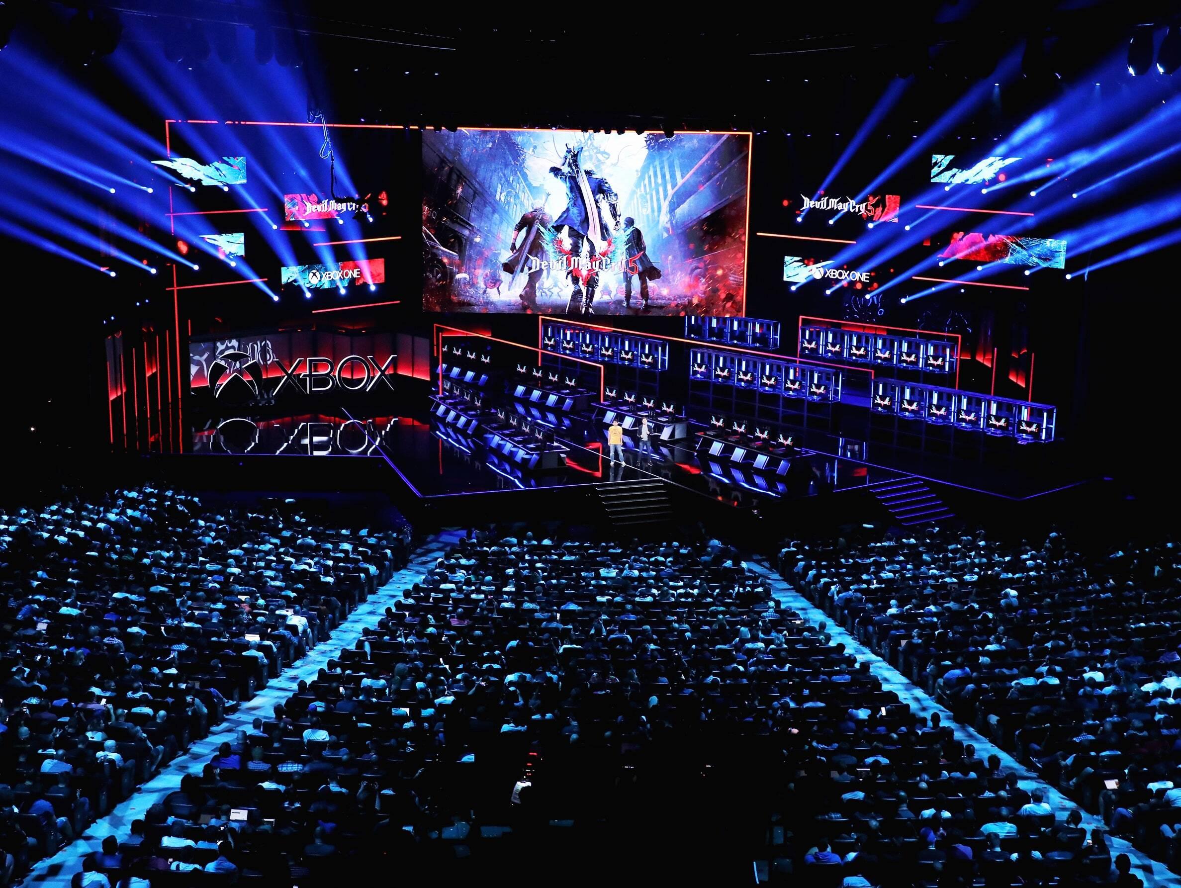 Традиционную выставку видеоигр E3 снова отменили