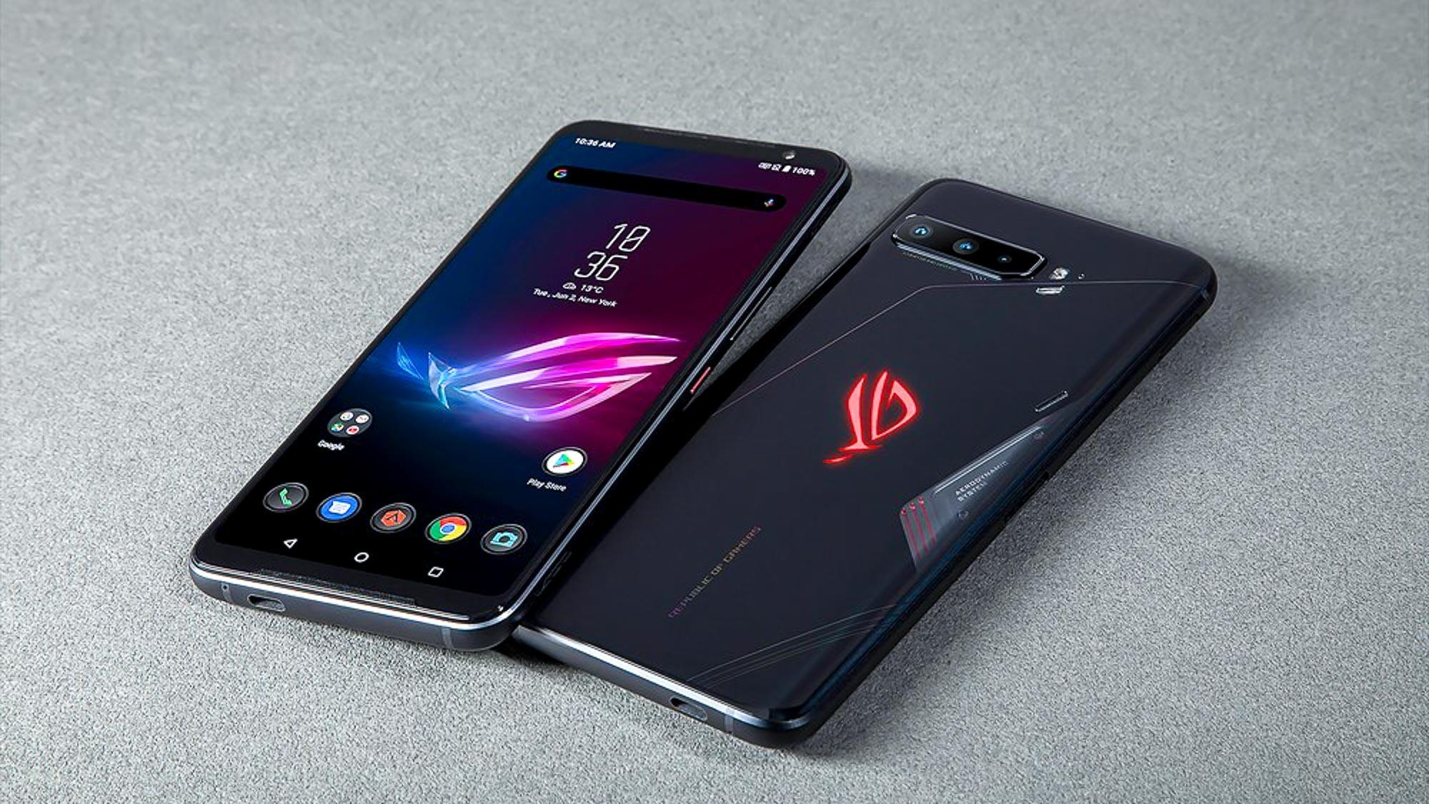 В новом смартфоне ASUS будет больше оперативной памяти, чем во многих ноутбуках