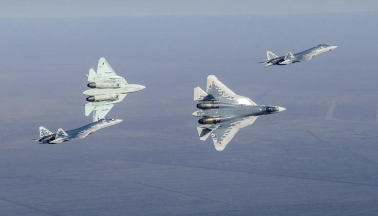 Российским самолётам предрекли революционное оружие