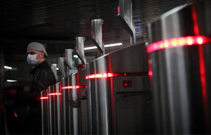 Плату за проезд в российском метро начнут принимать по лицу до конца года