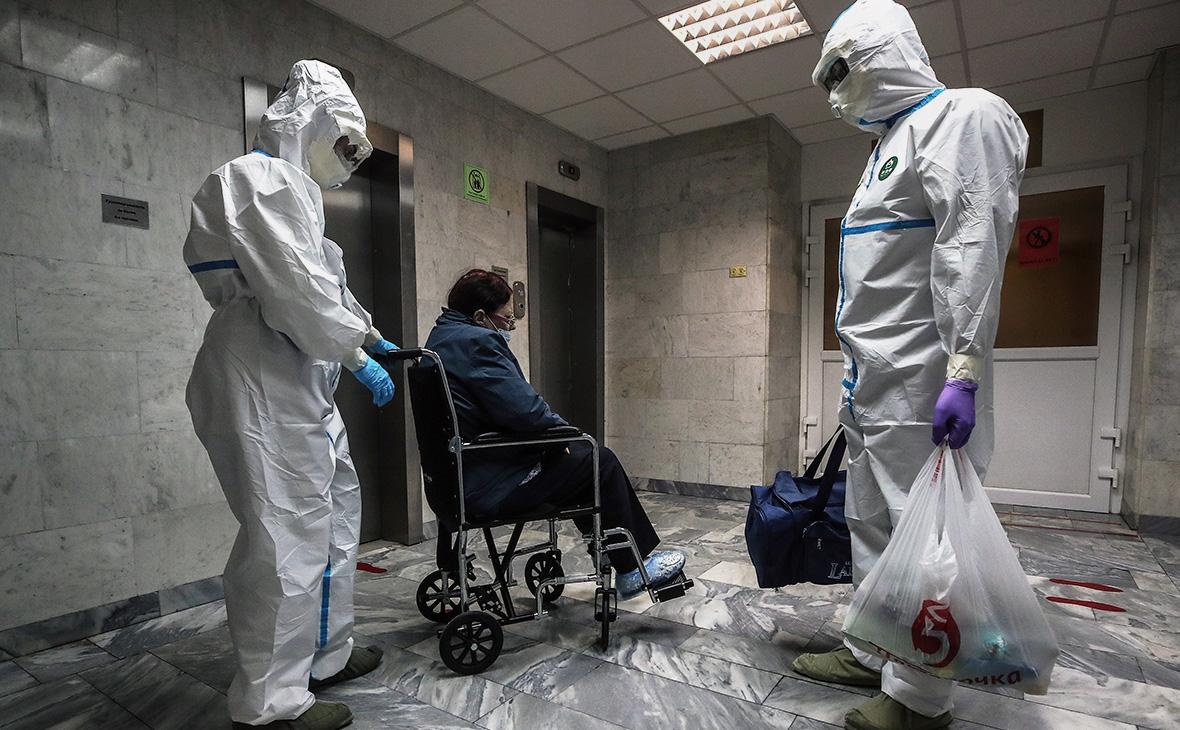 В России изобрели «калькулятор», предсказывающий тяжесть течения коронавируса