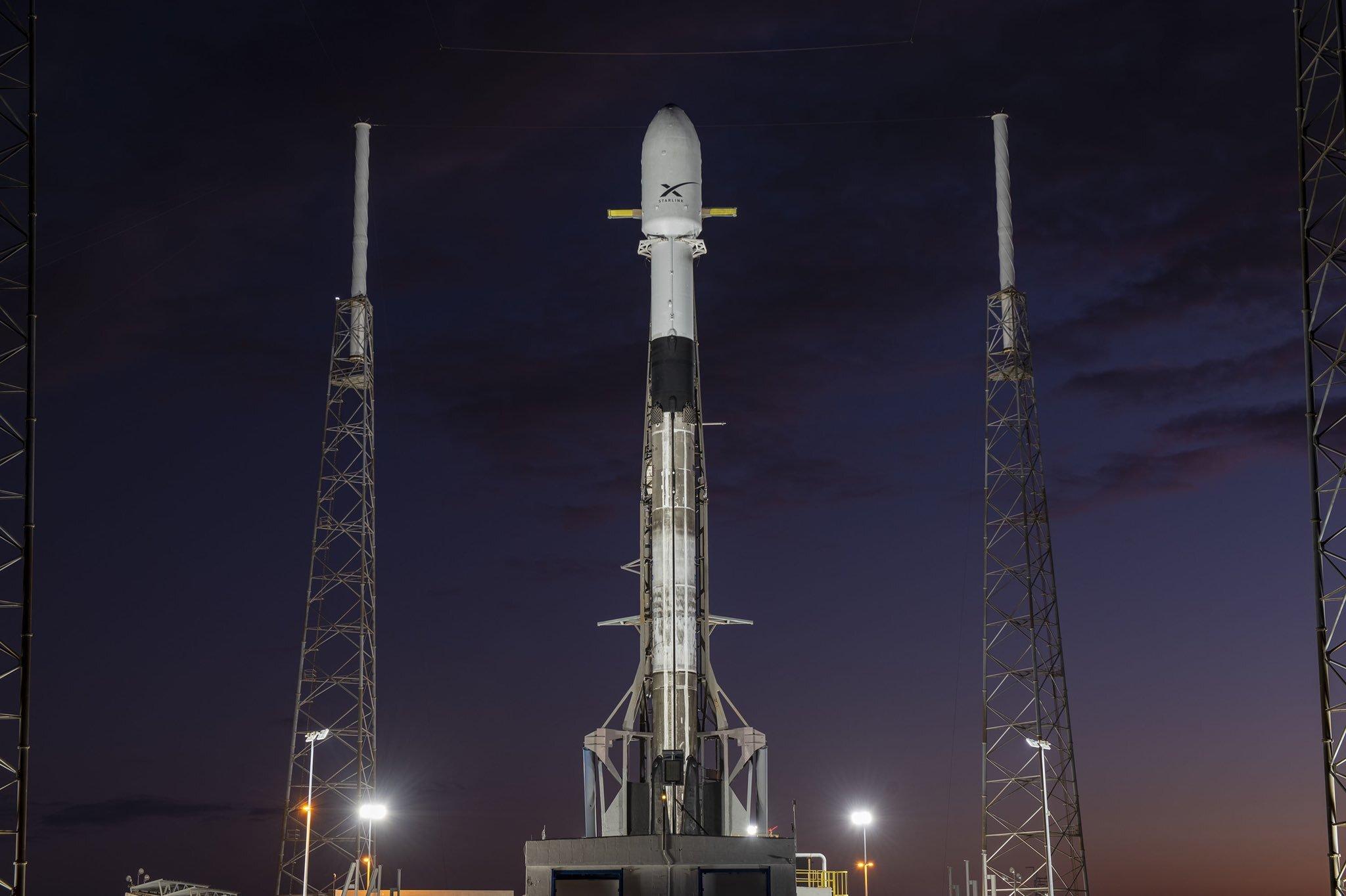 Украина договорилась со SpaceX о запуске своего спутника