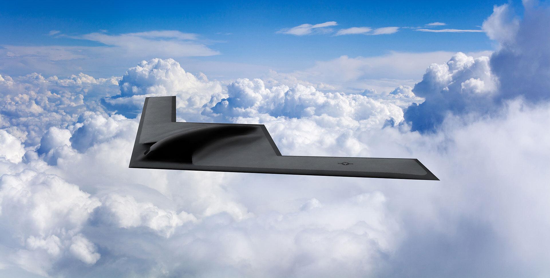 США случайно раскрыли характеристики стратегического бомбардировщика