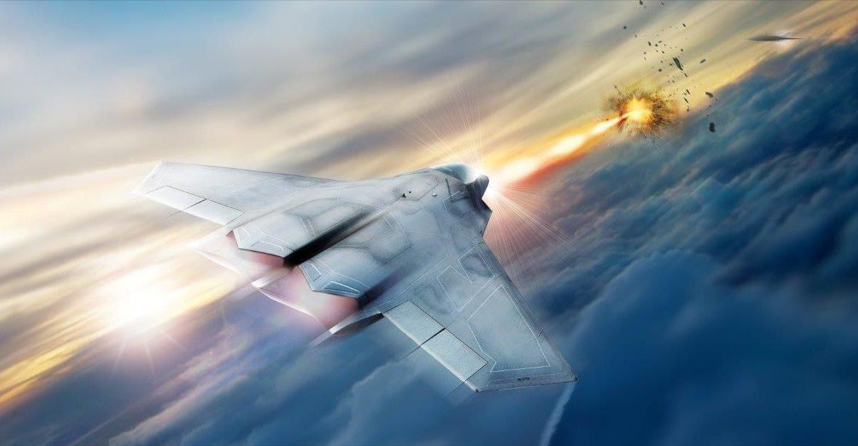 США испытывают лазерные пушки для истребителей