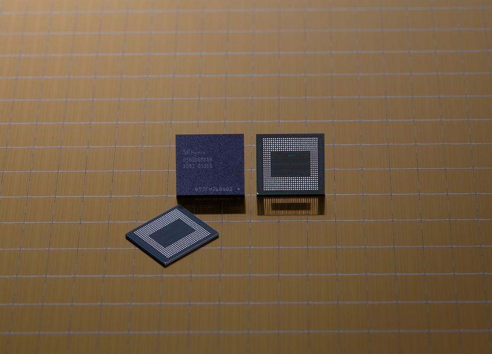 Началось производство 18-ГБ оперативной памяти для смартфонов