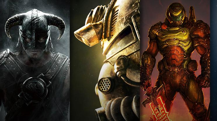 Microsoft разрешили купить разработчиков Skyrim, Fallout и Doom