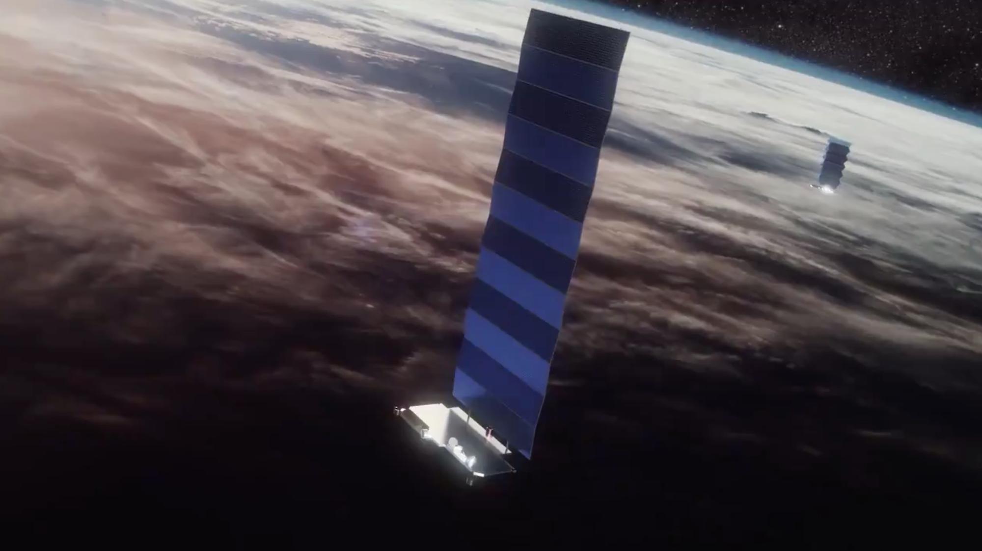 Илон Маск подключит к интернету самолёты и корабли