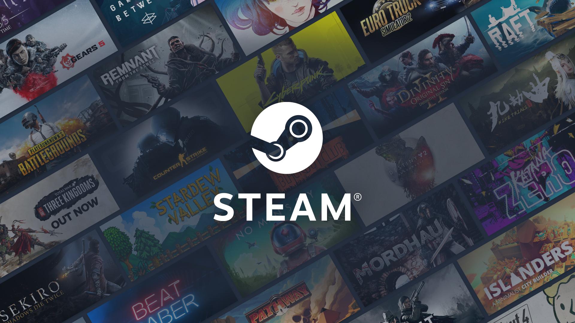 В Steam из-за сбоя исчезли самые популярные игры