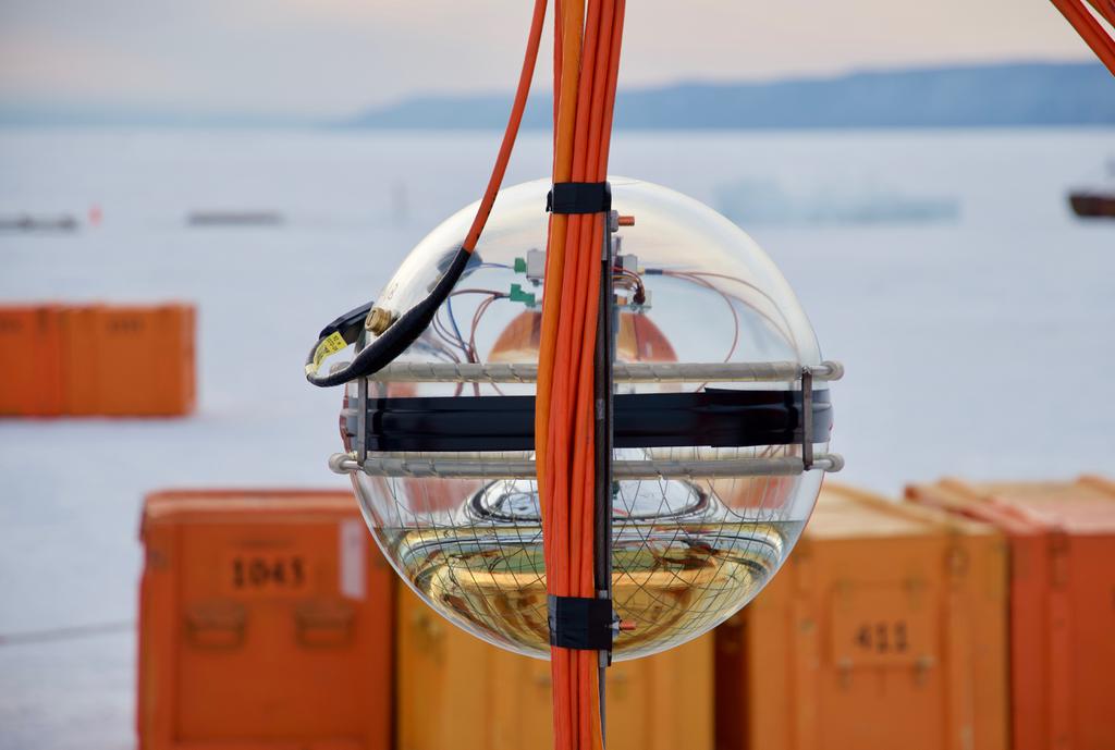 На Байкале запустят глубоководный телескоп для изучения Вселенной