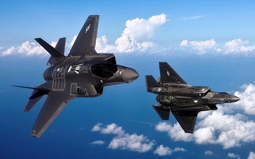 Военный эксперт рассказал о могиле американского F-35