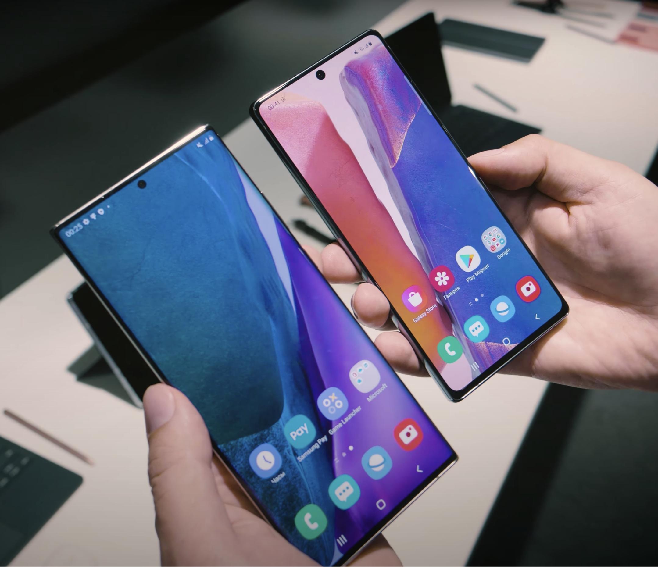 Samsung не выпустит новые смартфоны серии Galaxy Note в этом году