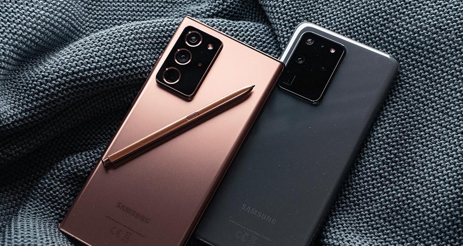 Глава Samsung назвал причину отмены смартфонов Galaxy Note в 2021 году