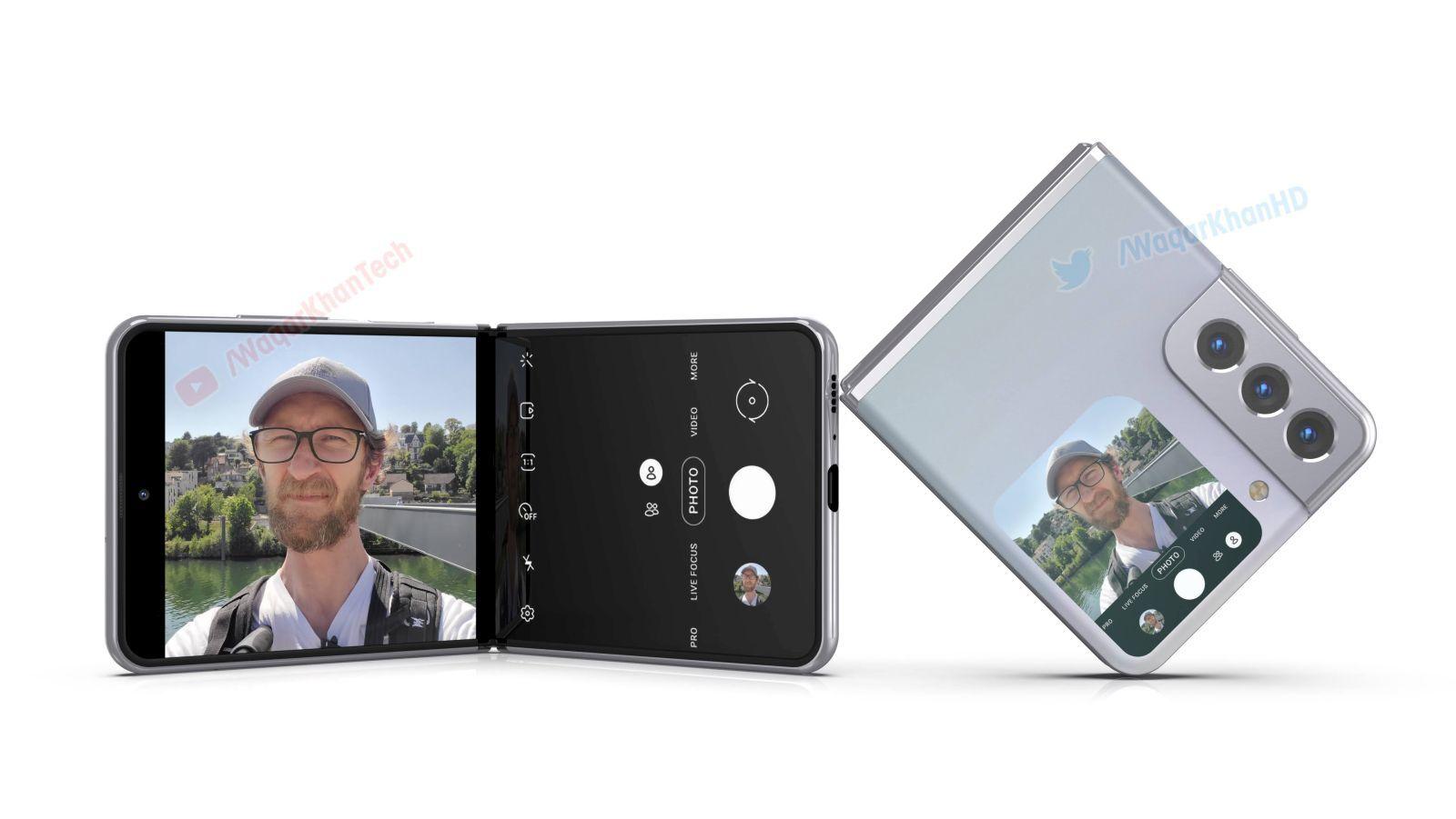 Раскрыты подробности сразу двух новых гибких смартфонов Samsung